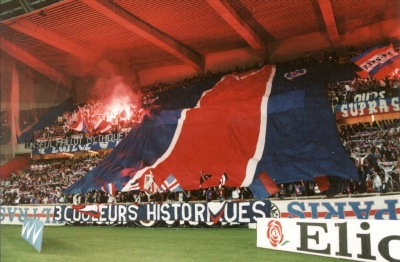 Paris SG - Montpellier (VA91)
