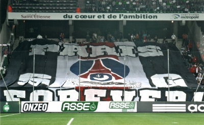 Saint-Etienne - Paris SG