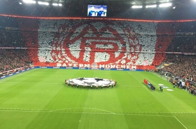 (2015-16) Bayern Munich - Atletico Madrid