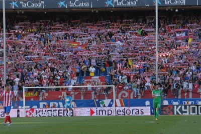 (2011-12) Atletico Madrid - Racing Santander