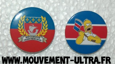 Badges Section Expat'